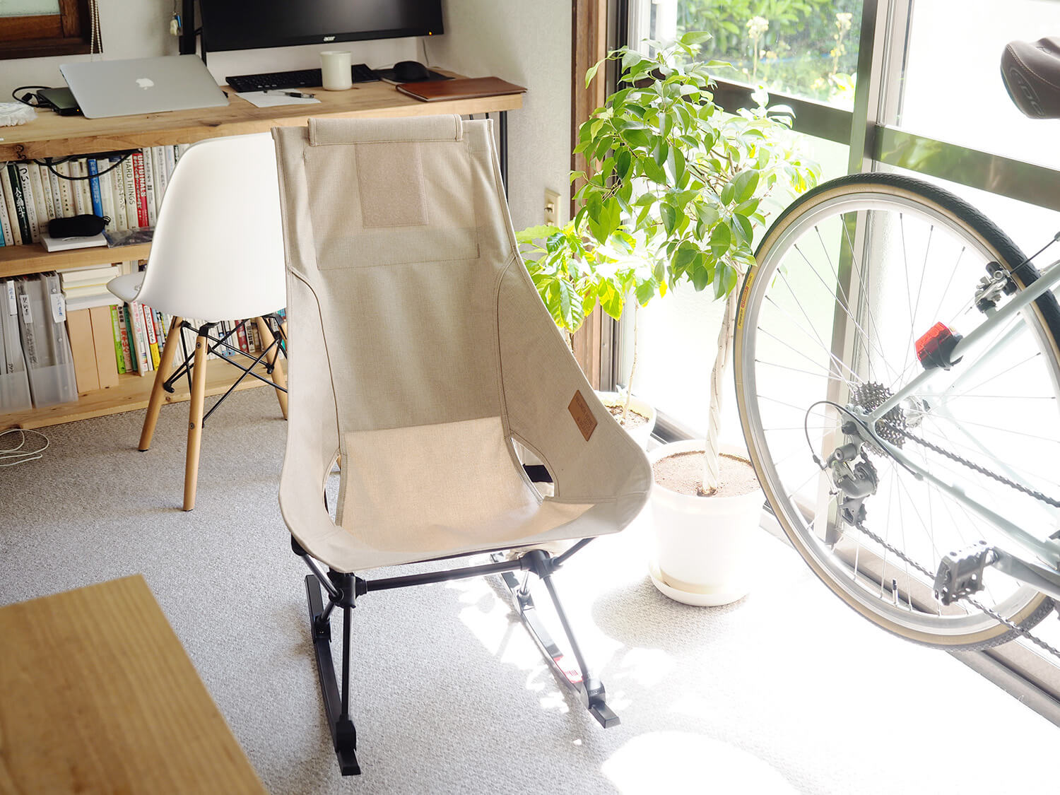 Chair Two Home ロッキング